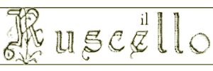 """Logo: Affitta camere """"Il Ruscello"""""""